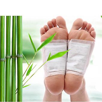 Bambus/Kräuter-Entgiftung Fuß-Patches