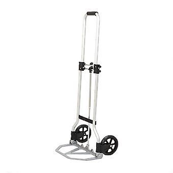 80kg Falten Hand Trolley Sack Lkw Barrow Cart Pulley verstellbare Griff Höhe