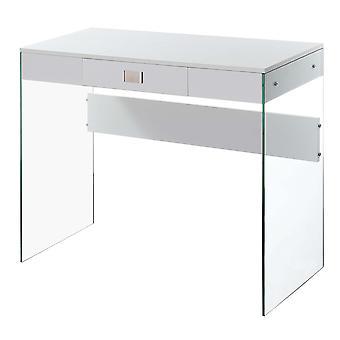 """Soho Glass 36"""" Scrivania - R4-0371"""