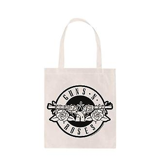 Guns N' Roses Logo Canvas Tote Bag