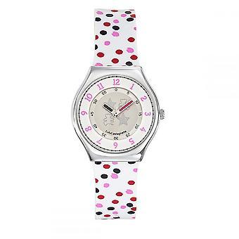 Watch Girl Lulu, Girl's Watch Mini Star multicolored bracelet - 38708
