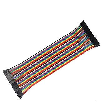 Female To Female Color Breadboard Cable For Arduino