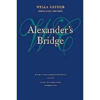 Alexanders Bridge door Willa Cather