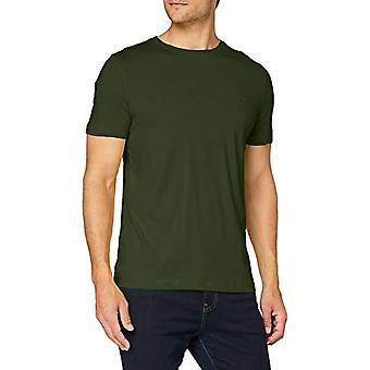 camel active 4096024t0238 T-Shirt, Fir Green, 3XL Men's