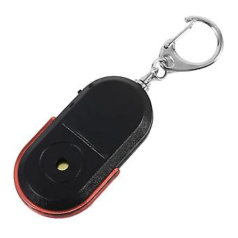 Allarme anti-perso Key Finder Locator Keychain Whistle Sound with Led Light Mini