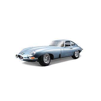 Jaguar E Type Coupe (1961) trykstøbt Model bil