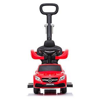 Mercedes AMG targonca piros tolórúddal