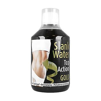 Slank water Top Action Gold 500 ml