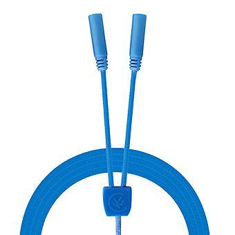 Urbanz INC-235S-P6BL Incredi-Cables 3.5mm Corded Audio Splitter - Blue