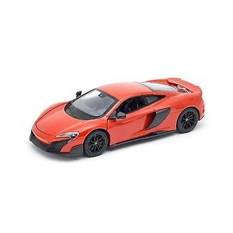 McLaren 675 LT Diecast modell bil