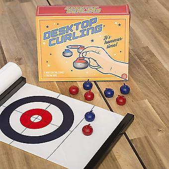 Thumbs Up! Desktop Curling