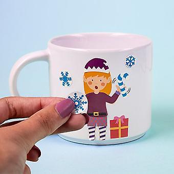 Dress Up Your Elf Mug