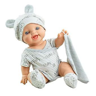 Baby doll Paola Reina Gordis Carlos (34 cm)