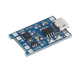 新しい1個5V USB 18650リチウム電池充電ボードsm62688