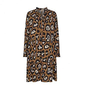 SOYACONCEPT Camel Dress Raja 17536