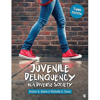 Juvenile Delinquency in a Diverse Society by Kristin A Bates & Richelle S Swan