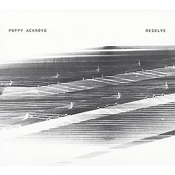 Poppy Ackroyd - Resolve [Vinyl] USA import