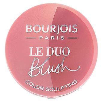 Bourjois Paris Le Duo Blush Color Sculpting 02 romeo et peachette 2,4 gr