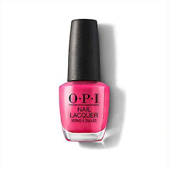 Nail polish Pink Flamenco Nl E44 Opi Pink (15 ml)