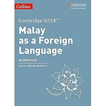 Cambridge IGCSE (TM) Malay as a Foreign Language Workbook (Collins Cambridge IGCSE (TM)) (Collins Cambridge IGCSE (TM))