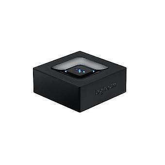 Logitech Bluetooth Audio Receiver, 3,5 mm, 20 m, Schwarz, AC, 50,8 mm, 57,1 mm