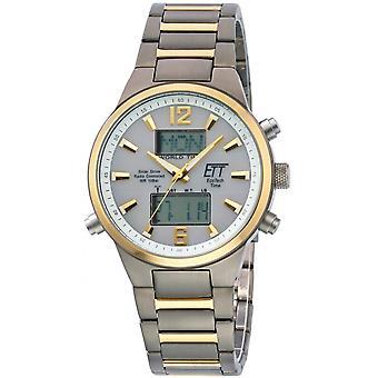ONE (Eco Tech Time) Gold TitanIUM-11323-10M Men's Watch