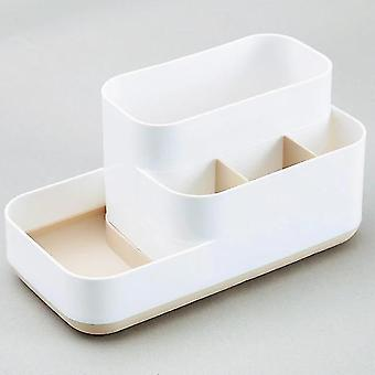 Household storage containers makeup organizer box cosmetic storage box drawer dressing table container sundries case makeup box