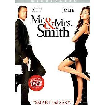ミスター ・ ミセス ・ スミス (2005 年) 【 DVD 】 アメリカ インポートします。