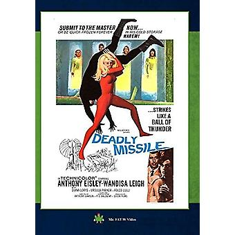 Deadly Missile [DVD] USA import