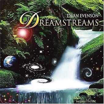 Dean Evenson - Dreamstreams [CD] USA import