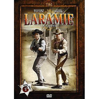Laramie in Color Pt. 1 [DVD] USA import