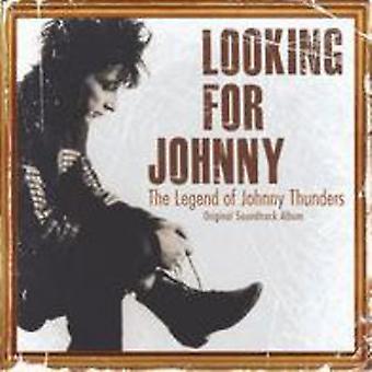 Johnny Thunders - à la recherche de Johnny / import USA O.S.T. [CD]