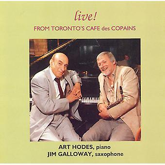 Hodes/Galloway - Hodes & Galloway [CD] USA import