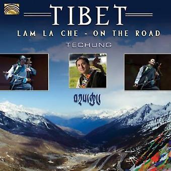 Techung - Lam La Che [CD] USA import