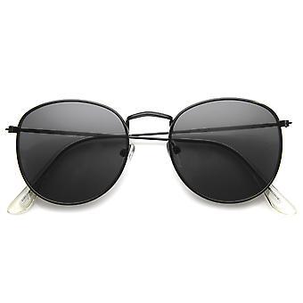 Mens ronde zonnebril met UV400 beschermd samengestelde Lens