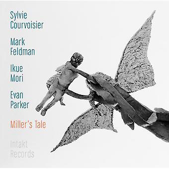 Courvoisier / Feldman / Courvoisier / Parker - Miller's Tale [CD] USA import