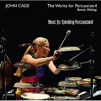 Cage / Whiting / Otte - John Cage: Works for Percussion Vol 4 [CD] USA import