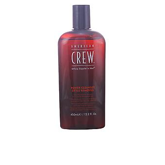 Amerikaanse bemanning Power reinigingsmiddel stijl Remover Shampoo 1000 Ml voor mannen