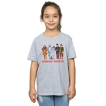 The Wizard Of Oz meisjes Squad doelen T-Shirt