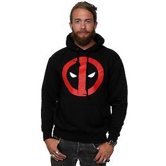Deadpool شعار نظيفة هوديي معجزة الرجل