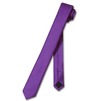 """Везувио Наполи узкий галстук загородный тощих мужчин 1,5"""" шеи галстук"""
