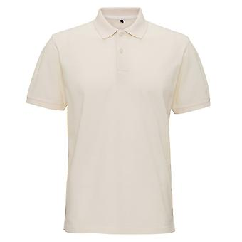 Asquith & Fox Mens Coastal Vintage Wash Polo