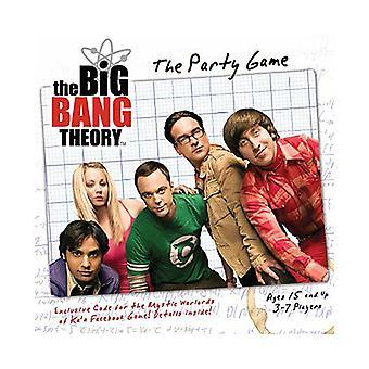 Het spel van de Big Bang Theory