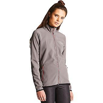 Dare 2b Womens/Ladies Centra Water Repellent Softshell Jacket Coat