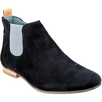 Divaz Womens/Ladies Pisa Fleece Lined Casual Fashion Ankle Boots