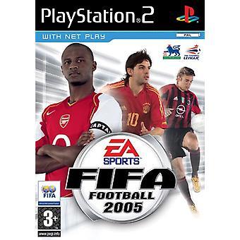 FIFA Football 2005 (PS2) - Nouvelle usine scellée