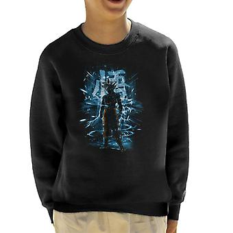 Dragon Ball Z Goku Ultra Instinct Storm Kid's Sweatshirt