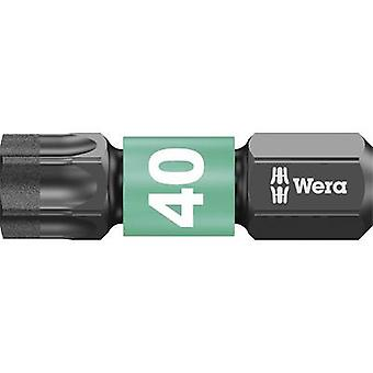 Wera 867/1 IMP DC 05057627001 Torx bit T 40 Tool steel alloyed, DLC coated D 6.3 1 pc(s)