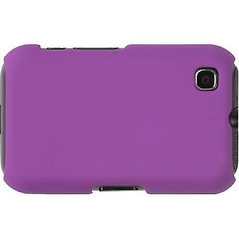 5 Pack -Wireless Solutions Color Click Case for Nokia 6790 - Purple