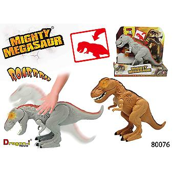 Mightly Megasaur Bend & morso T Rex con suono